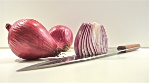Red onion of Tropea | ©Tom Palladio Images