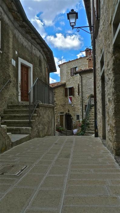 Street scene - Castelluccio di Norcia