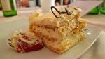 Millefoglie cake - Al Graspo de Ua - Venice | ©Tom Palladio Images