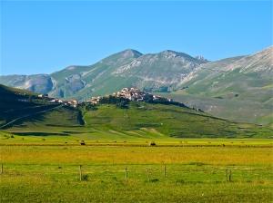Castelluccio di Norcia (PG), Italy - Locanda de Senari