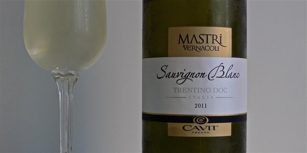 Mastri Vernacoli Trentino Sauvignon Blanc DOC