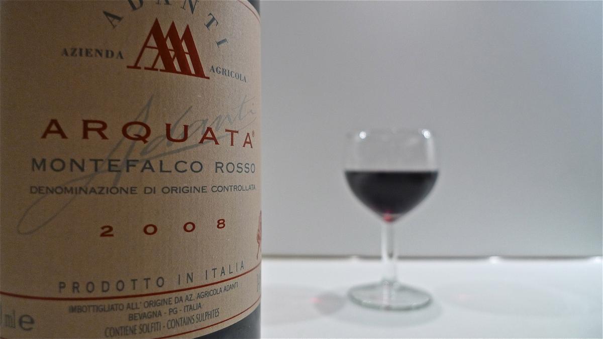 Arquata Montefalcone Rosso DOC