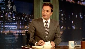 Jimmy Fallon Look Alike Food Network