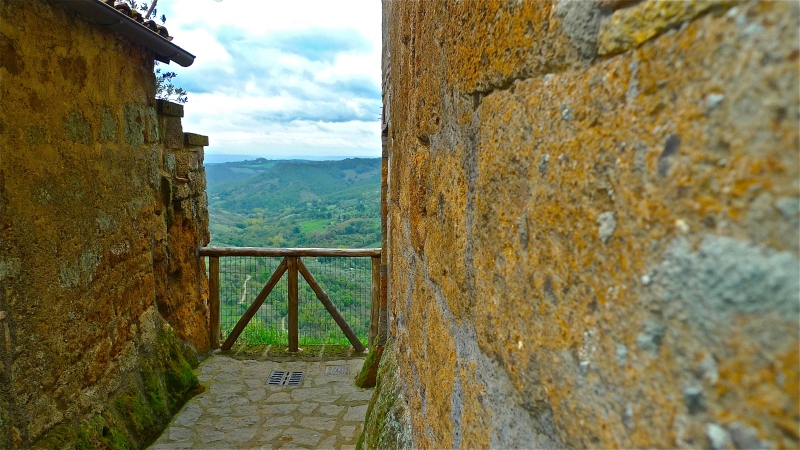 Civita Bagnoregio overlook