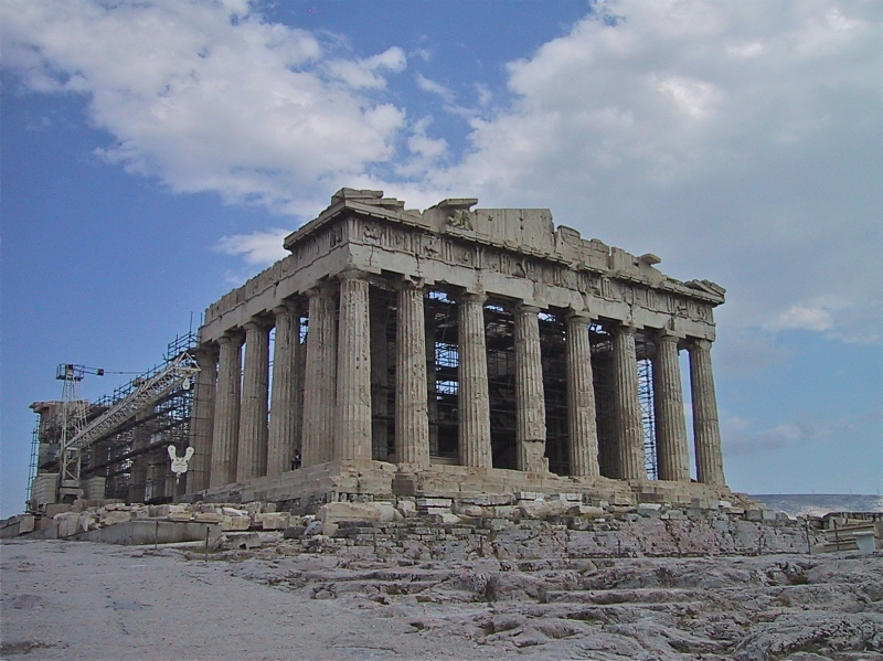 Parthenon - The Acropolis - Athens, Greece - Tom Palladio Images