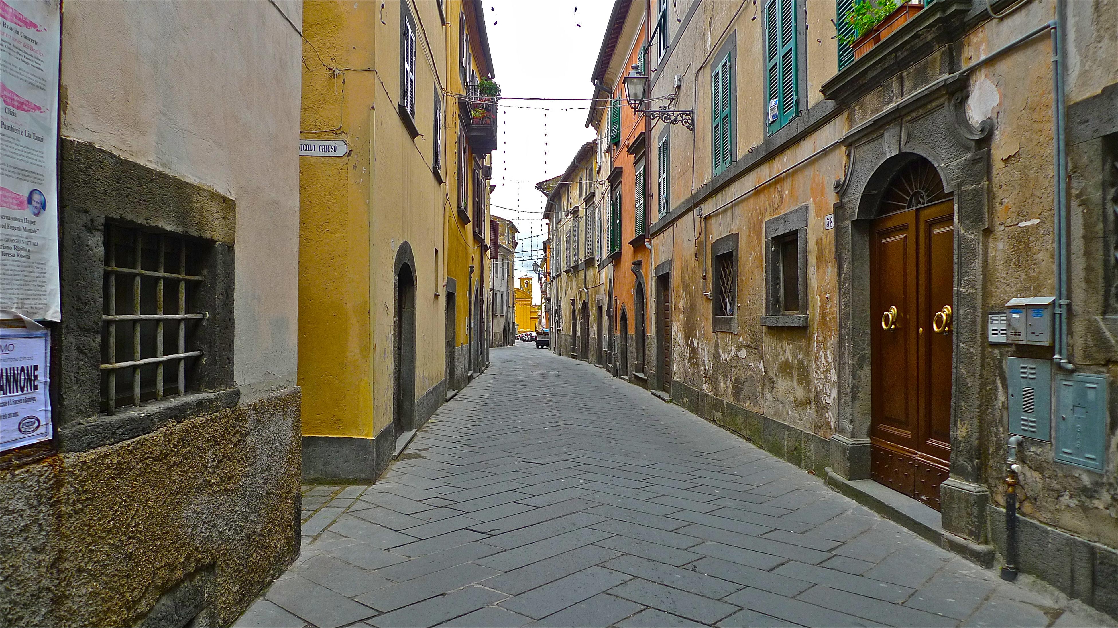 Bagnoregio (VT), Italy – Ristorante Il Fumatore – The Palladian ...