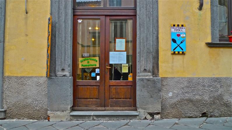 Ristorante Il Fumatore - Bagnoregio (VT), Italy