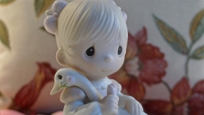 Little girl figurine - ©Tom Palladio Images