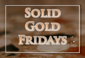 Solid Gold Fridays logo