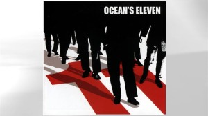 Ocean's Eleven 2001 movie poster_@Warner Bros:The Kobal Collection
