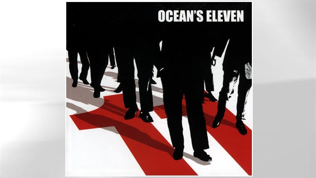 Ocean's Eleven 2001 movie poster_©Warner Bros:The Kobal Collection