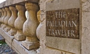 The Palladian Traveler logo