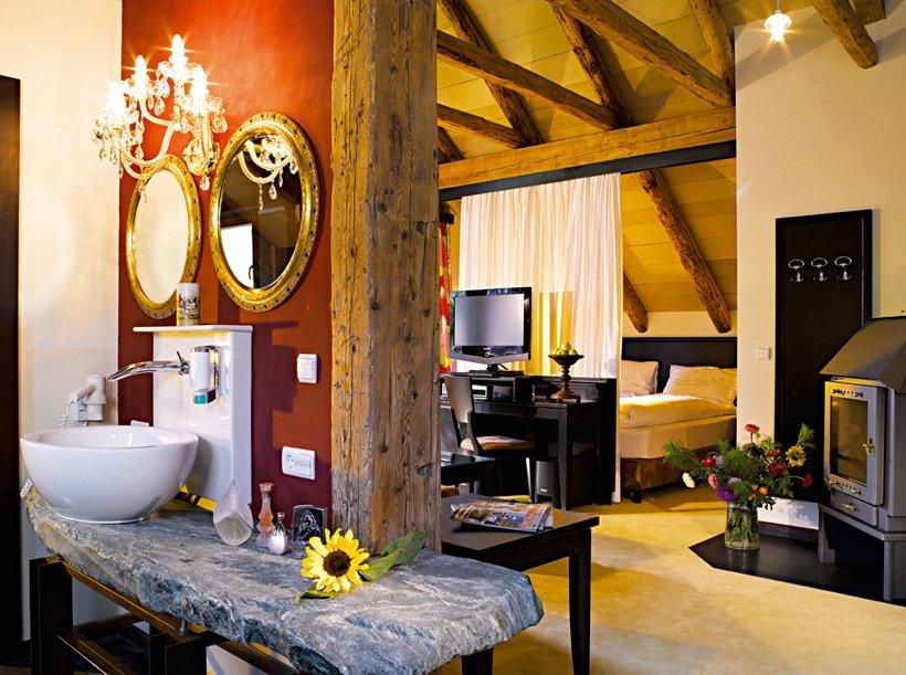 Alpine Wellness Hotel Sonneck