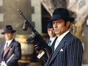 Delon in Borsalino | ©Paramount Pictures