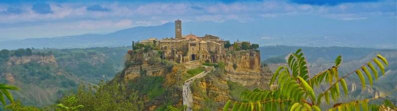 Civita di Bangoregio, Italy | ©Tom Palladio Images