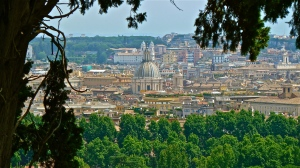 View of Rome from Gianicolo Hill | ©Tom Palladio Images