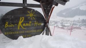 Baita/ Hütte Rute - Mt. Elmo