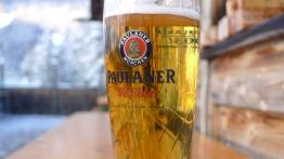 Frosty stein of German beer | ©Tom Palladio Images