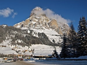 Dolomites scenice