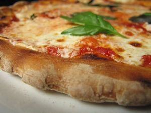 Pizza Margherita | photo ©Tanteparole