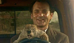 Bill Murray in Ground Hog Day | ©Sony Pictures Home Entertainment