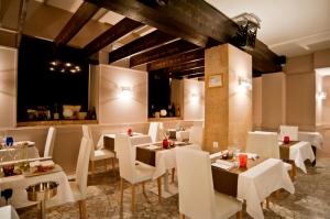 Restaurant area | ©Al Graspo de Ua