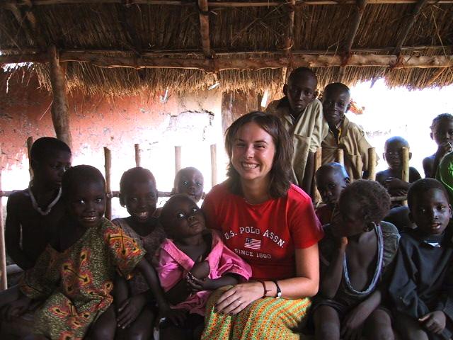 Stephanie - Kalan-Kalan, Guinea
