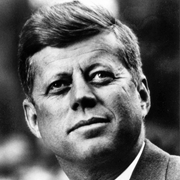 JFK White House portrait