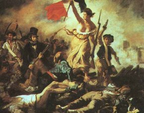 Lady Liberty of the FR Revolution