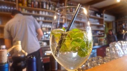 Spritz Hugo cocktail | ©Tom Palladio Images