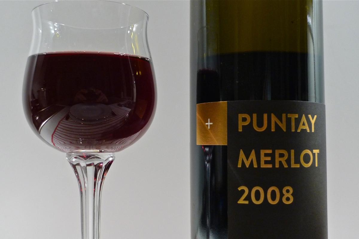 Puntay Merlot Reserva DOC
