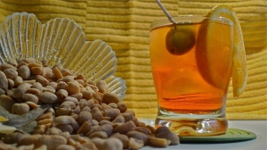 Spritz Veneziano and spilt peanuts | ©Tom Palladio Images