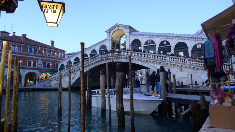 Rialto Bridge - Venice | ©Tom Palladio Images