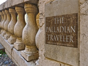 The Palladian Traveler graphic | Tom Palladio Images