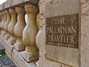 The Palladian Traveler graphic | Tom Palladio Images