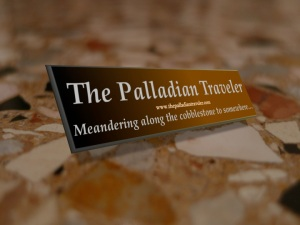 The Palladian Traveler graphic | ©Tom Palladio Images
