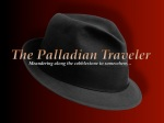 The Palladian Traveler's Borsalino over Cayenne Red | ©Tom Palladio Images