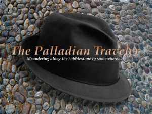 The Palladian Traveler's Borsalino over cobblestone | ©Tom Palladio Images