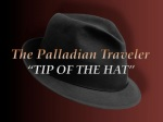 TPT Tip of the Hat - Burgundy | ©Tom Palladio Images