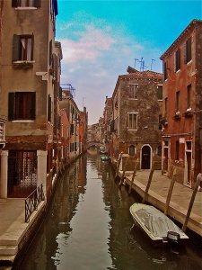 Canal scenic - Venice, IT | ©Tom Palladio Images