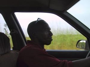 Creole Boy - KanKan-Conakry bush taxi driver | ©Tom Palladio Images