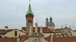 Spires over Vicenza, IT   ©Tom Palladio Images