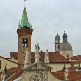 Spires over Vicenza, IT | ©Tom Palladio Images