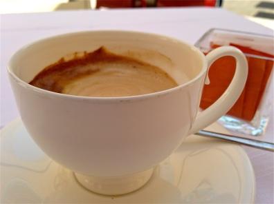 Double espresso macchiato - Caffe istorante Garibaldi - Vicenza, Italy | ©Tom Palladio Images