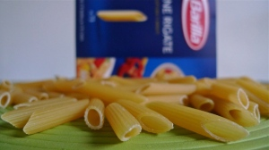 Penne Rigate out of the box | ©Tom Palladio Images