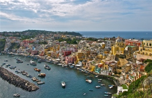 Marina Corricella - Procida, IT | ©Tom Palladio Images