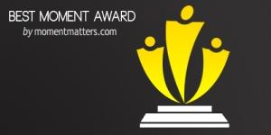 Best Moment Award 1