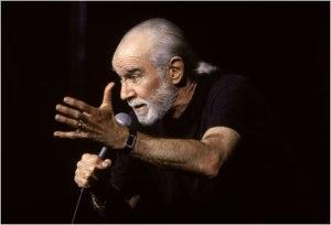 George Carlin  | ©N.Y. Times