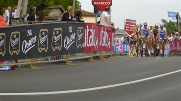Jockeying for position - Giro d'Italia 2013 | ©Tom Palladio Images