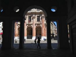 Loggia del Capitanio - Vicenza, Italy   ©Tom Palladio Images